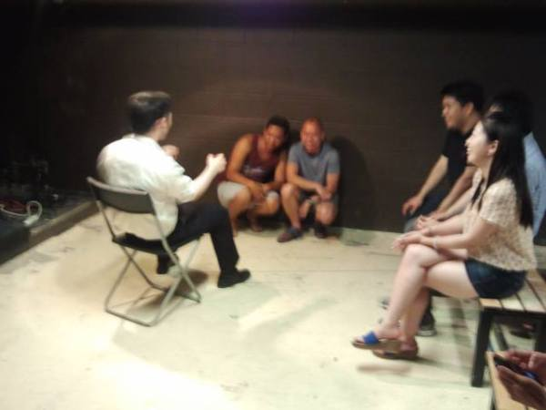 July Comedy Lab 3