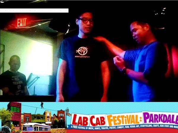 Lab Cab 1