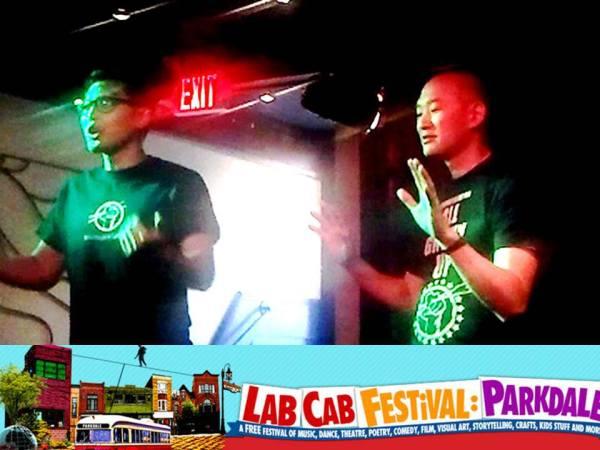 Lab Cab 2
