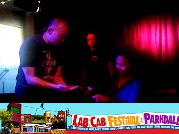 Lab Cab 3